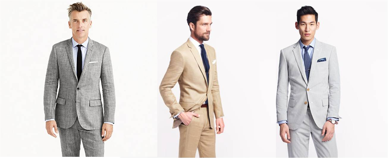 Summer Suit Wedding | 7 Summer Wedding Style Mistakes To Avoid Well Built Style