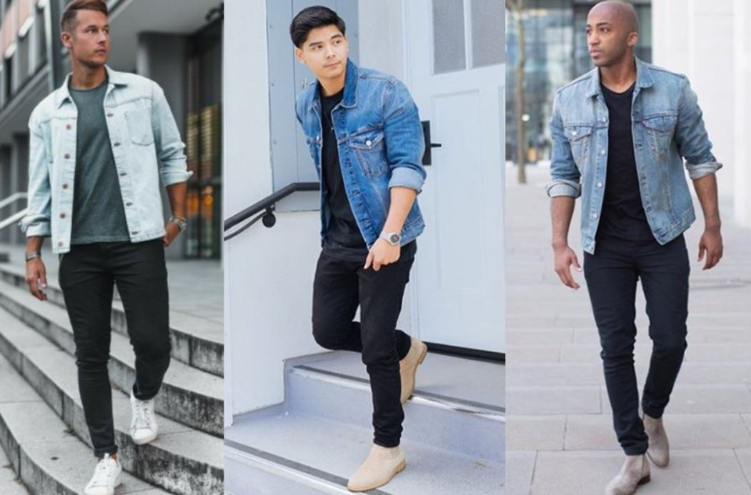 e48f7709946 How To Wear A Denim Jacket With Style