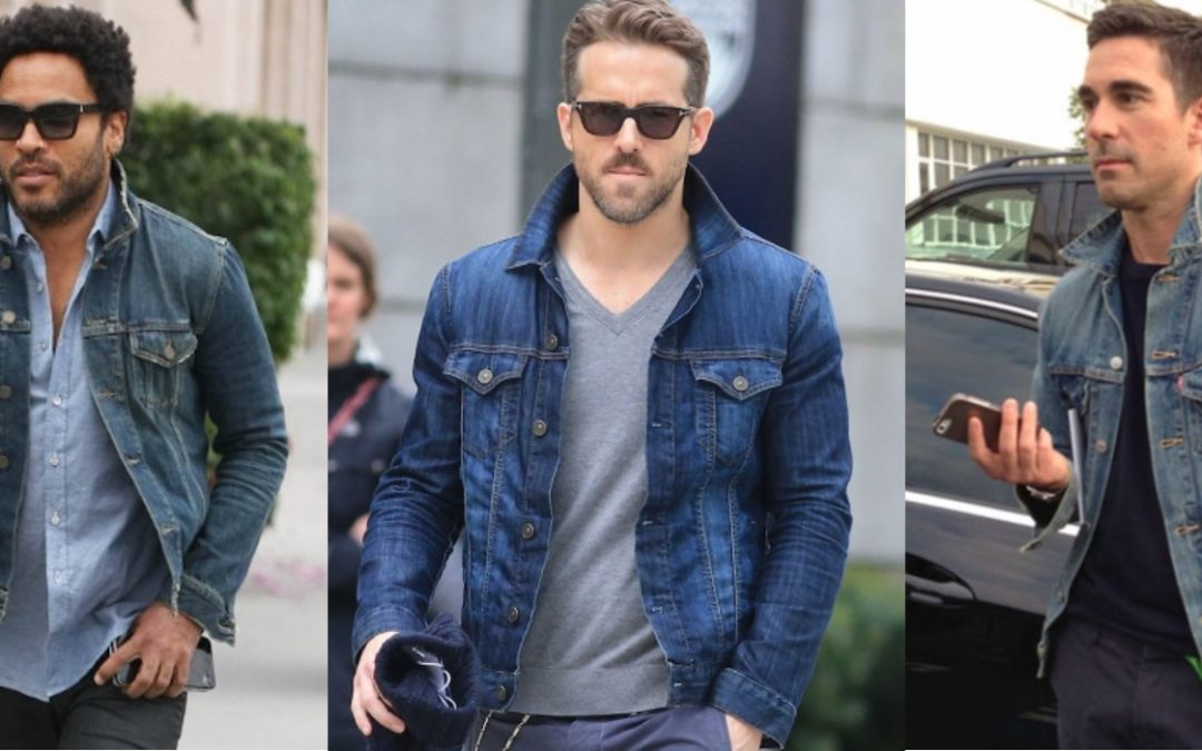 How To Wear A Denim Jacket With Style Well Built Style